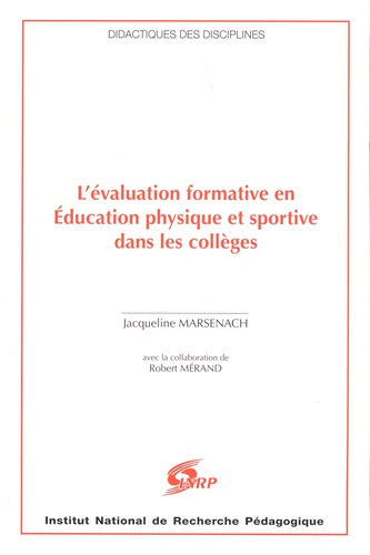 L'évaluation formative en Education physique et sportive dans les collèges