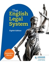 Jacqueline Martin - English Legal System Eighth Edition.