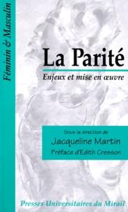 Jacqueline Martin et  Collectif - .