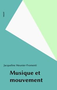Jacqueline Meunier-Fromenti - .