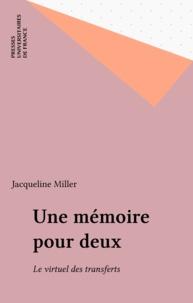 Jacqueline Miller - .