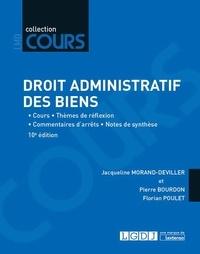 Téléchargement gratuit de livres pdf en espagnol Droit administratif des biens  - Cours - Thèmes de réflexion - Commentaires d'arrêts - Notes de synthèse