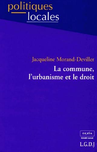 Jacqueline Morand-Deviller - .