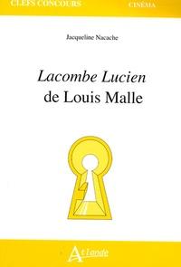 Jacqueline Nacache - Lacombe Lucien de Louis Malle.