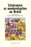 Jacqueline Penjon et José Antonio Pasta - Littérature et modernisation au Brésil.