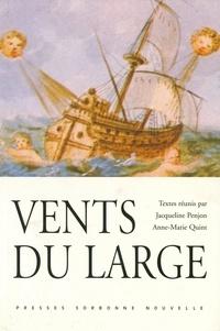 Jacqueline Penjon et Anne-Marie Quint - Vents du large - Hommage à Georges Boisvert.