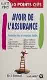 Jacqueline Renaud - Avoir de l'assurance en 10 points clés.