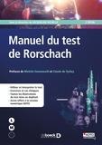 Jacqueline Richelle et Pierre Debroux - Manuel du test de Rorschach - Approche formelle et psychodynamique.