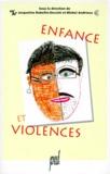 Jacqueline Rubellin-Devichi - Enfance et violences - [actes des journées internationales, Paris, 1990.