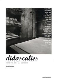 Jacqueline Salmon - Didascalies - Théâtres de l'Est parisien.
