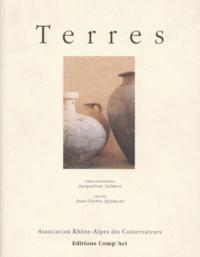 Jacqueline Salmon et Jean-Pierre Spilmont - Terres.