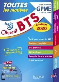 Objectif BTS GPME 1re et 2e années- Toutes les matières - Jacqueline Thédié   Showmesound.org
