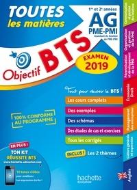 Toutes les matières AG PME-PMI 1re et 2e années - Jacqueline Thédié |