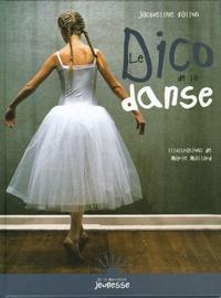 Jacqueline Vallon - Le Dico de la danse.