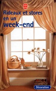 Jacqueline Venning - Rideaux et stores en un week-end.