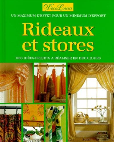 Jacqueline Venning - Rideaux et stores - Des idées-projets à réaliser en deux jours.