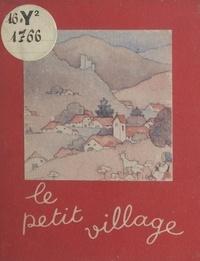 Jacqueline Verly - Le petit village.
