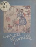 Jacqueline Verly - Une petite famille.