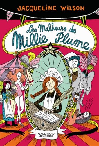 Millie Plume Tome 1 - Les malheurs de Millie Plume - Format PDF - 9782070632510 - 13,50 €