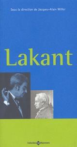 Jacques-Alain Miller - Lakant.
