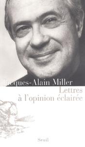 Jacques-Alain Miller - .