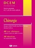 Jacques-André Ewald et Jean-David Zeitoun - Chirurgie - 40 cas cliniques, 20 dossiers.