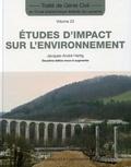 Jacques-André Hertig et Jean-Michel Fallot - Etudes d'impact sur l'environnement.