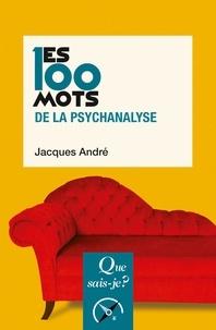 Jacques André - Les 100 mots de la psychanalyse.