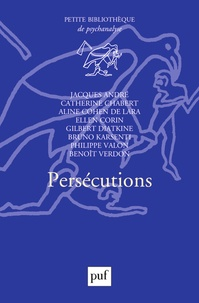 Jacques André et Catherine Chabert - Persécutions.