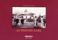 Jacques Antz - Autrefois Sare.