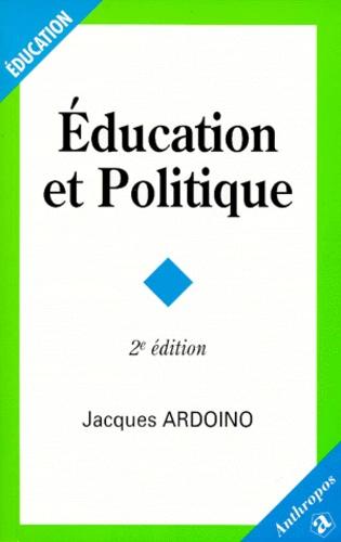 Jacques Ardoino - .