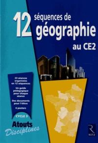 Jacques Arnaud et Nicole Darcy - 12 séquences de géographie au CE2.