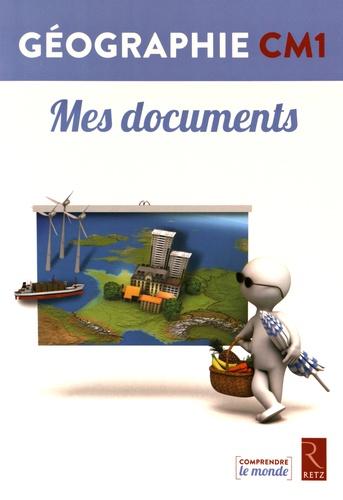 Jacques Arnaud et Alexandra Baudinault - Géographie CM1 - Mes documents, 6 livrets.