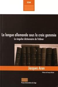 Feriasdhiver.fr La langue allemande sous la croix gammée - Le singulier dictionnaire de Trübner Image