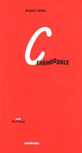 Jacques Astruc - Chambranle.
