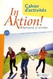 Jacques Athias - Allemand 2e année In Aktion! - Cahier d'activités.