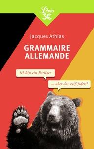 Deedr.fr Grammaire allemande Image