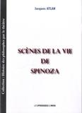 Jacques Atlan - Scènes de la vie de Spinoza.