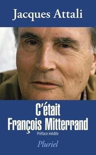Histoiresdenlire.be C'était François Mitterrand Image