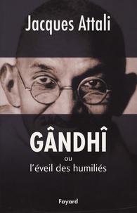 Gândhî ou léveil des humiliés - Biographie.pdf