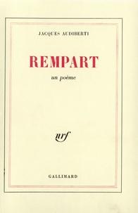 Jacques Audiberti - Rempart.