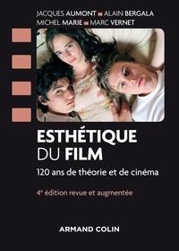 Jacques Aumont et Alain Bergala - Esthétique du film - 4e éd..
