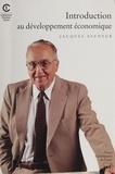 Jacques Aventur - Introduction au développement économique.