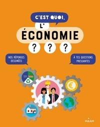 Jacques Azam - C'est quoi, l'économie?.