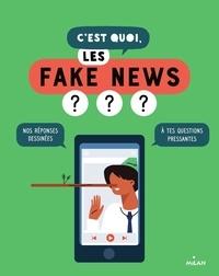 Jacques Azam - C'est quoi, les fake news?.