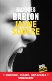 Jacques Bablon - Jaune soufre.