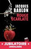 Jacques Bablon - Rouge écarlate.