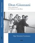 Jacques Bagnoud - Don Giussani - Son expérience de l´homme et de Dieu.
