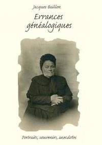 Jacques Baillon - Errances généalogiques.