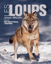 Jacques Baillon - Les loups.